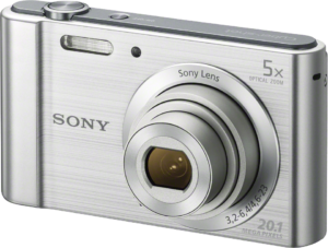 Sony DSCW800B Digital Camera